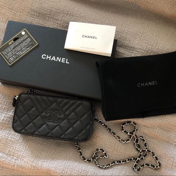 8cb50130886e CHANEL Bags | Classic Clutch With Chain | Poshmark